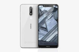 Мобилен телефон Nokia 5.1 Plus 32GB White