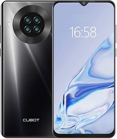 Мобилен телефон Cubot Note 20 Black
