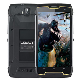 Мобилен телефон Cubot King Kong Black