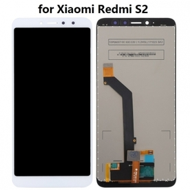 LCD Дисплей за Xiaomi Redmi S2 / Y2 (бял)