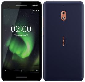 Мобилен телефон Nokia 2.1 2018 8GB Blue Cooper