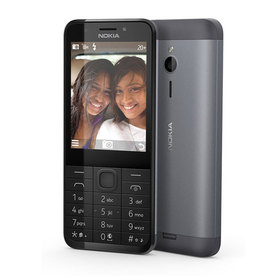Мобилен телефон Nokia 230 DS Black