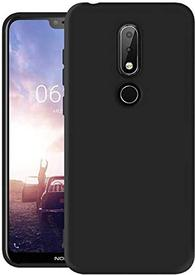 Мобилен телефон  Nokia 3.1 plus DS 16GB black