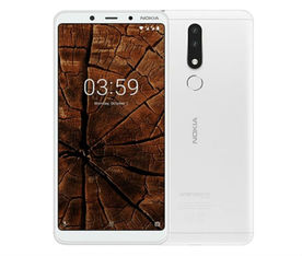 Мобилен телефон Nokia 3.1 plus DS 16GB white