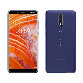 Мобилен телефон Nokia 3.1 plus DS 16GB dark blue
