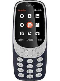 Мобилен телефон Nokia 3310 2017 DS Blue