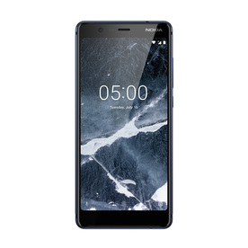 Мобилен телефон Nokia 5.1 2018 16GB Blue